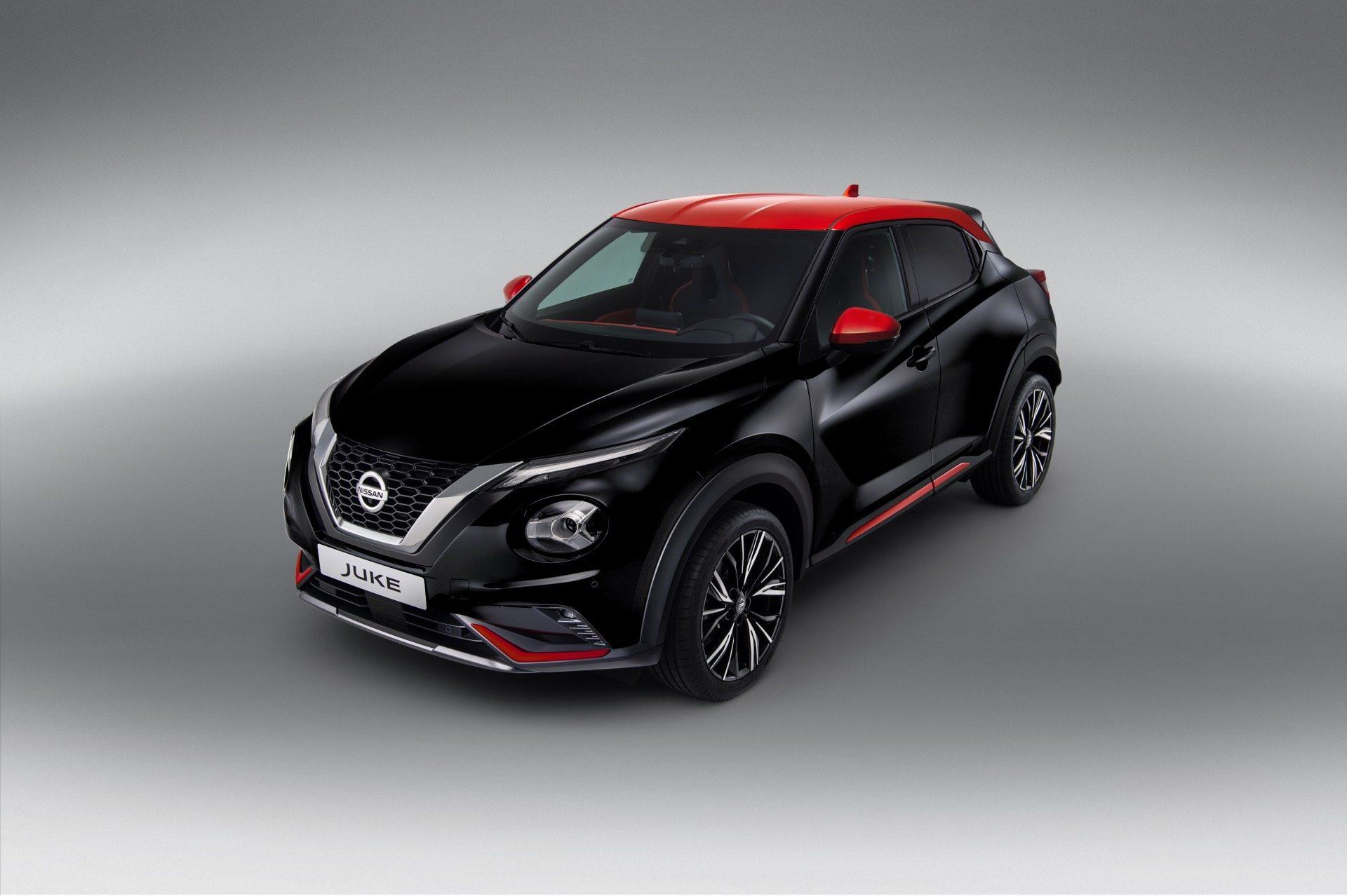 Nissan Juke 2019 bi color