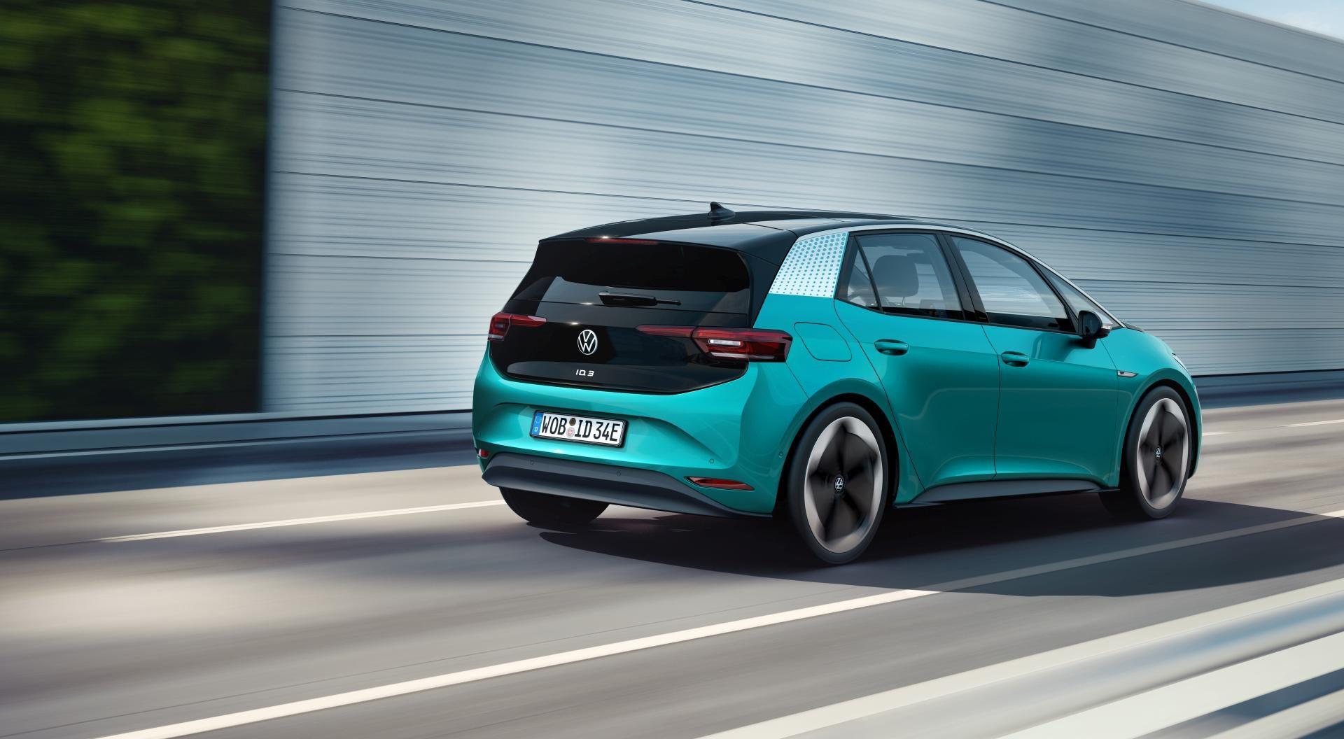 Volkswagen ID.3 autonomie