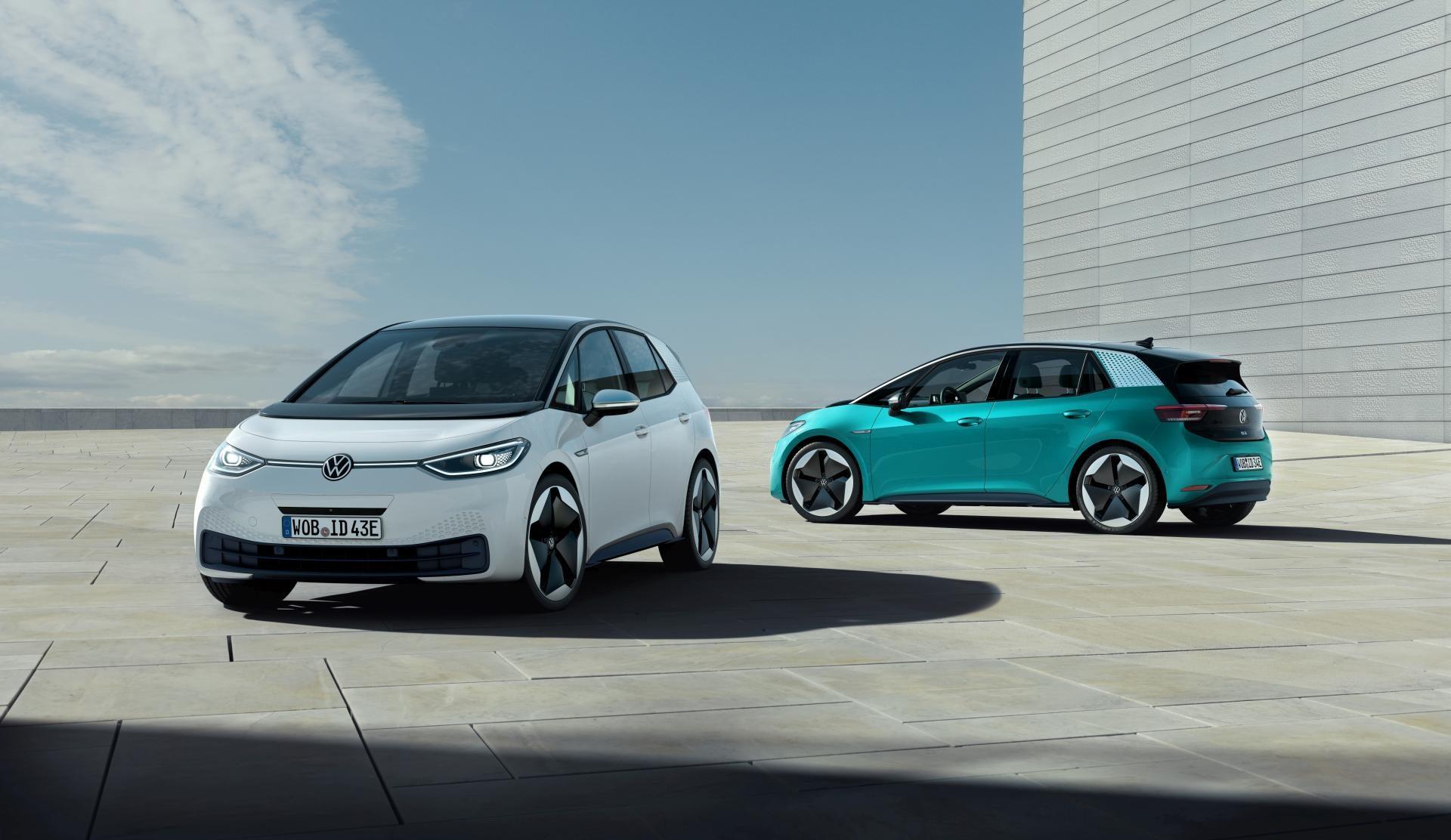 Volkswagen ID.3 preturi