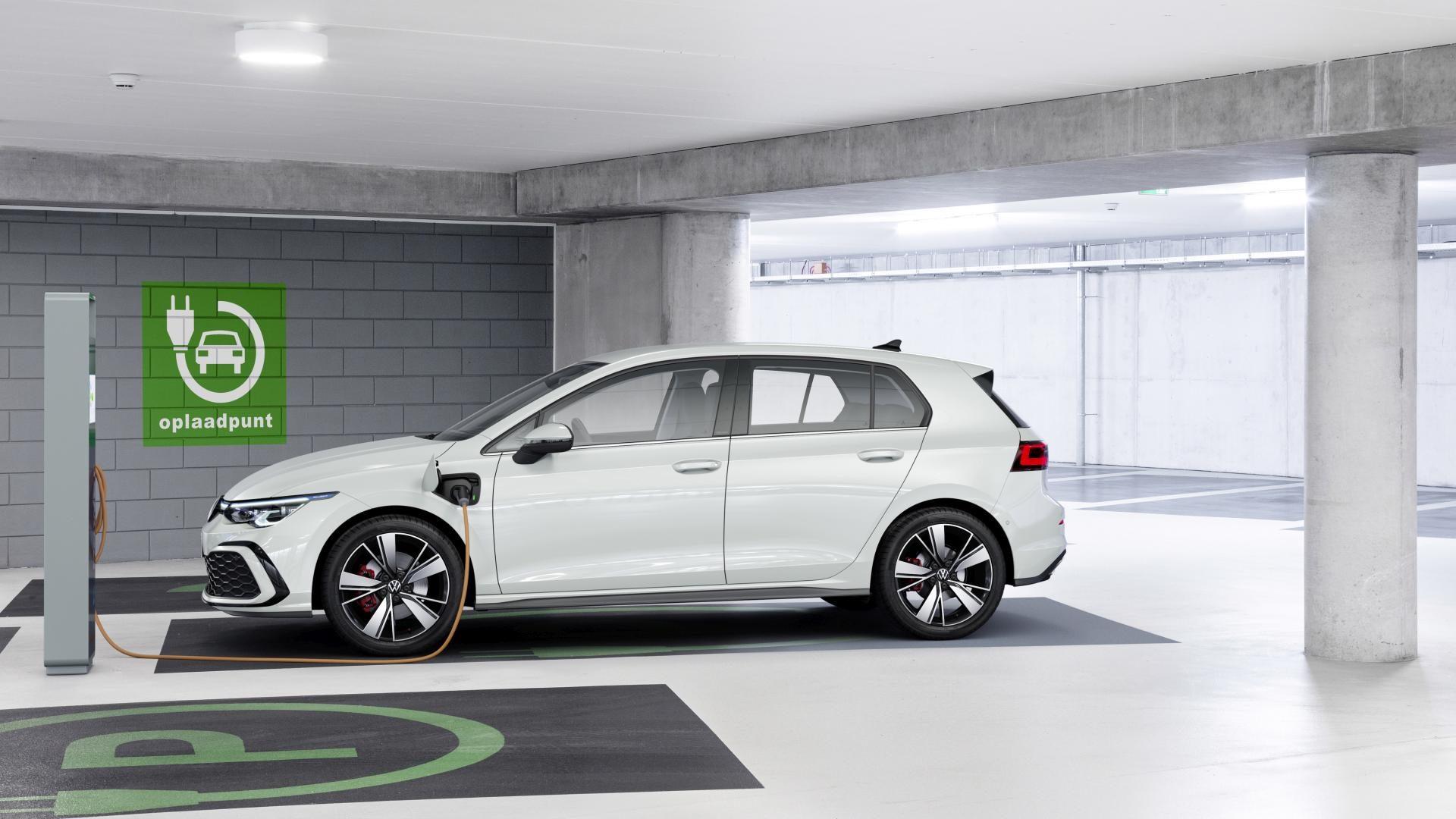 Volkswagen Golf plug in hibrid