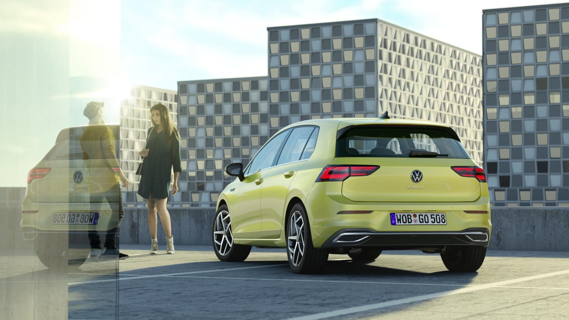 Volkswagen Golf spate