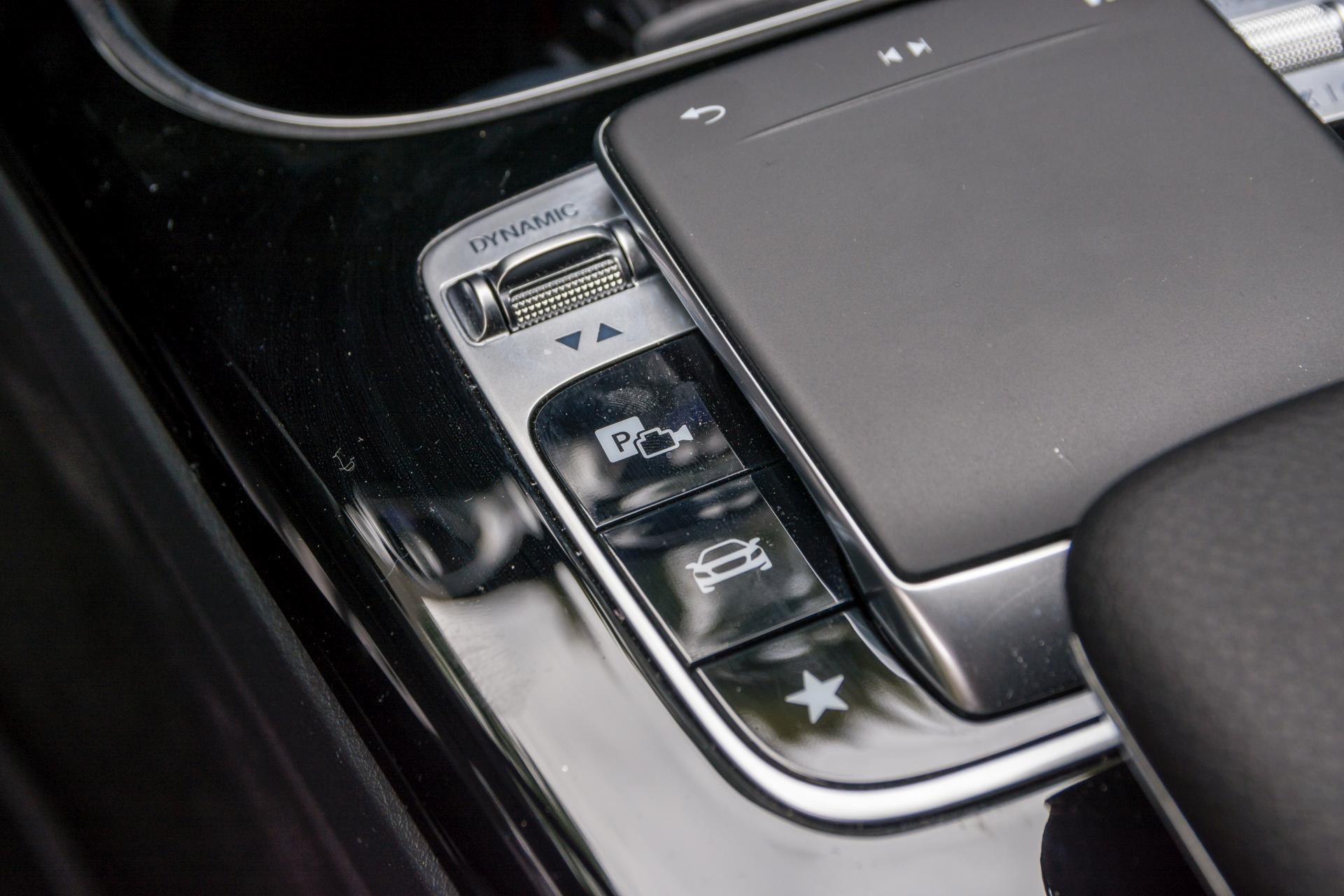 Mercedes Clasa A A200 moduri rulare
