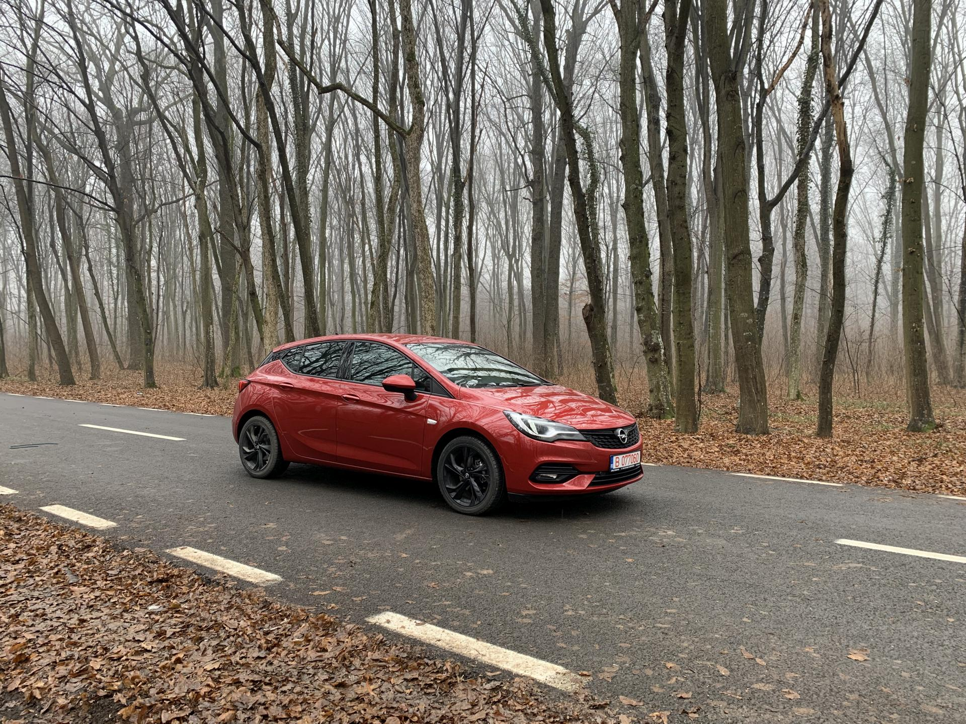 Opel Astra K 1.5 TD facelift