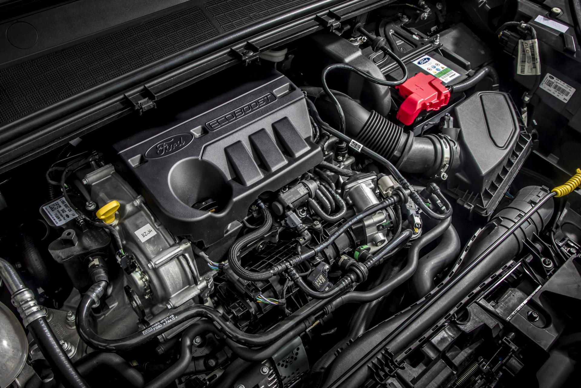 Ford Puma 1.0 EcoBoost Hybrid motorizare