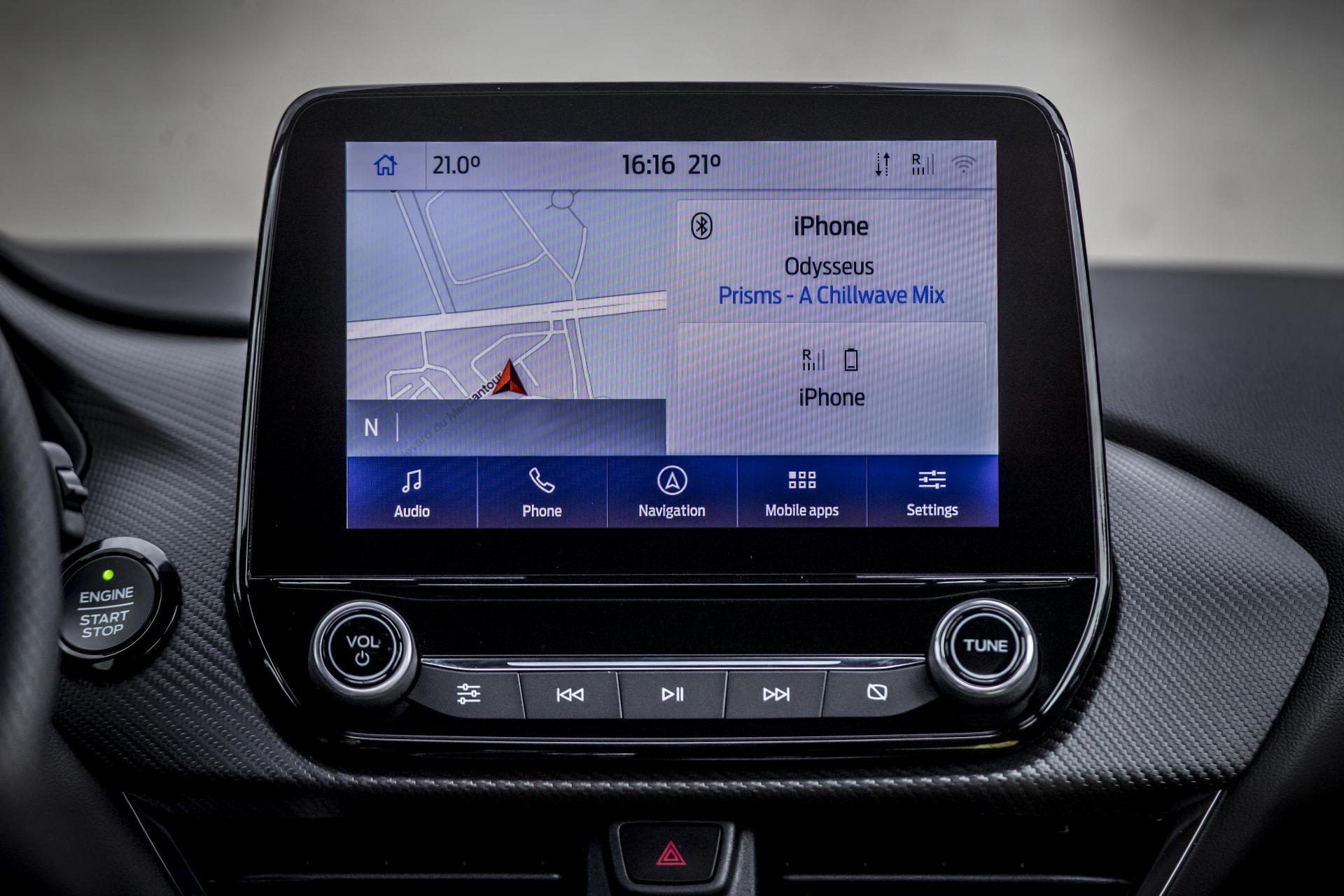Ford Puma 1.0 EcoBoost Hybrid SYNC 3