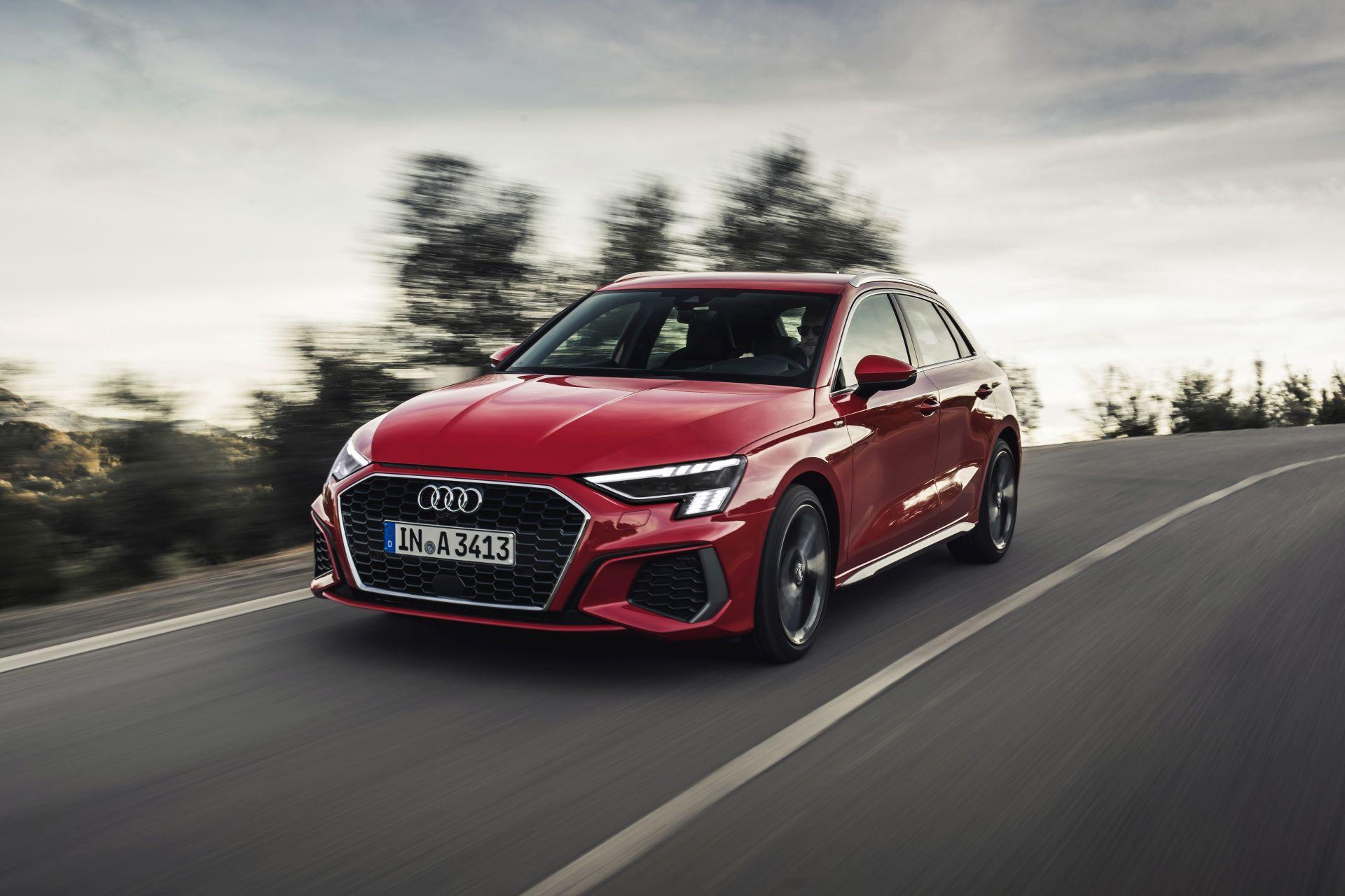 Audi A3 Sportback dinamic