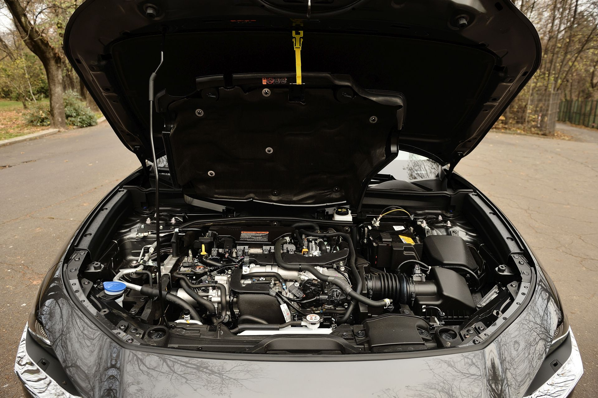 Mazda CX-30 motor Skyactiv-X