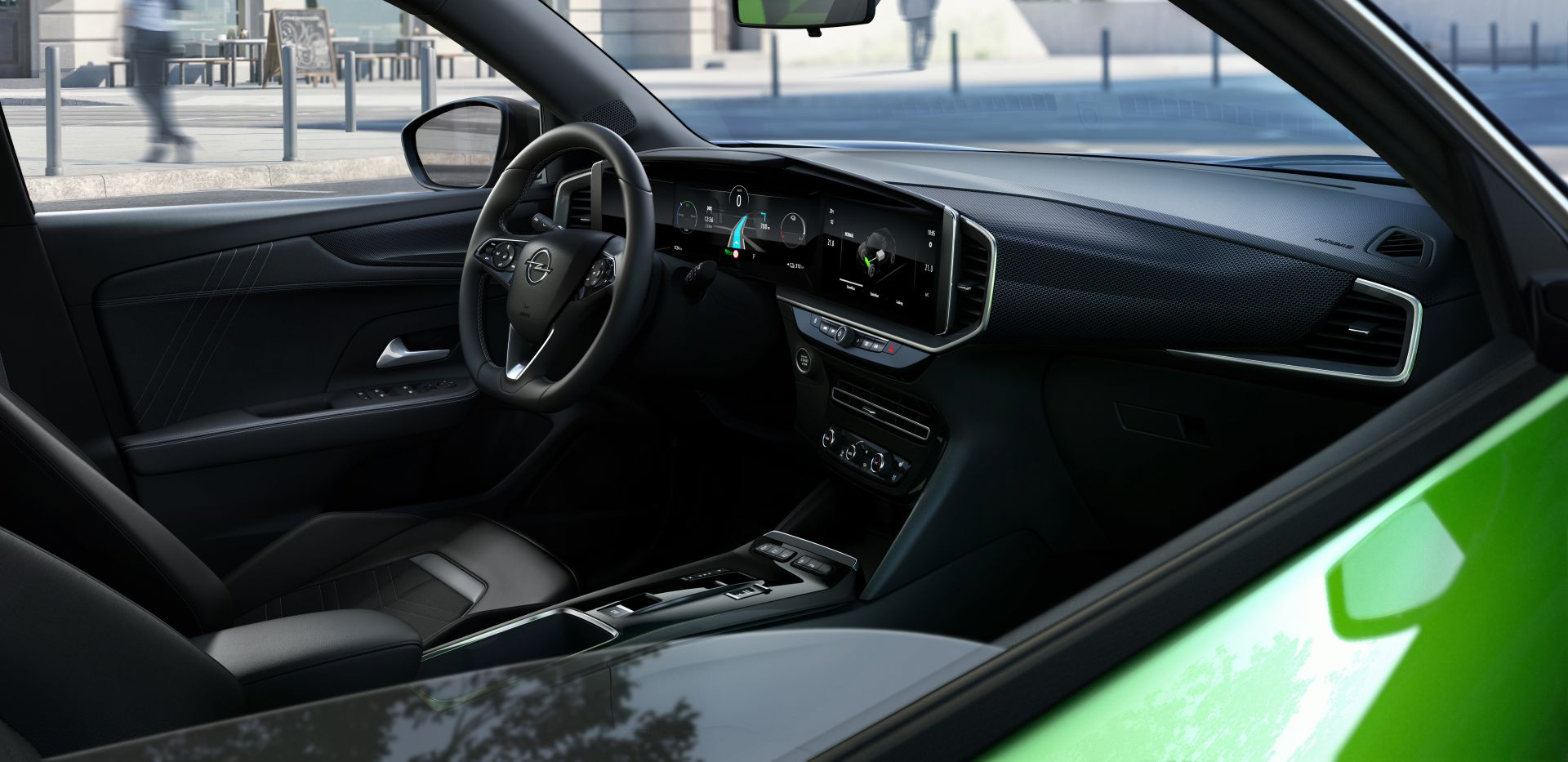 Opel Mokka Electric- interior