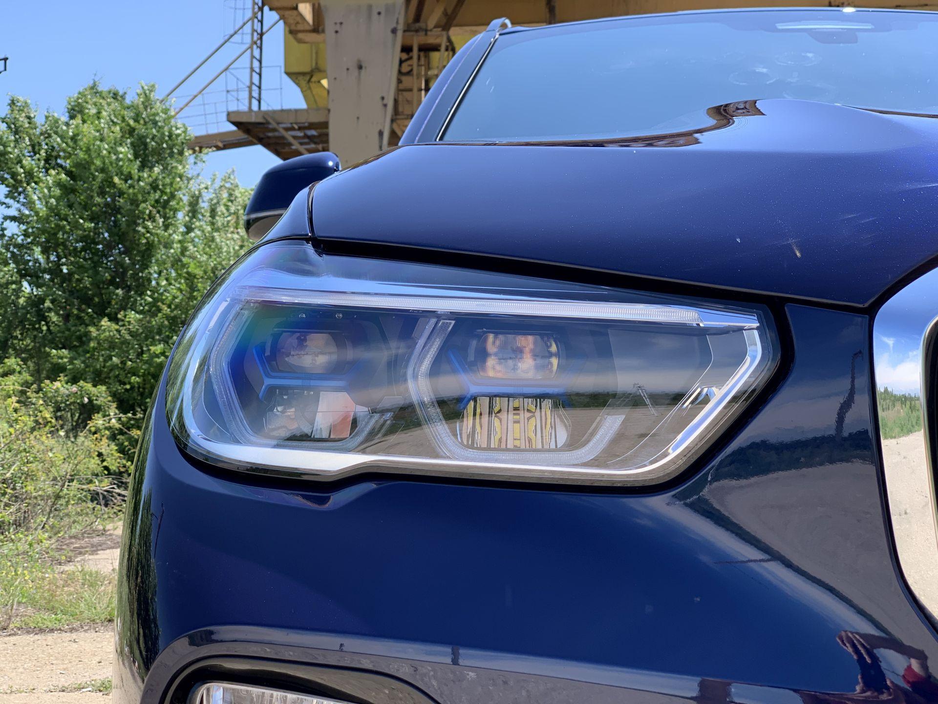 BMW X5 xDrive45e faruri Laser