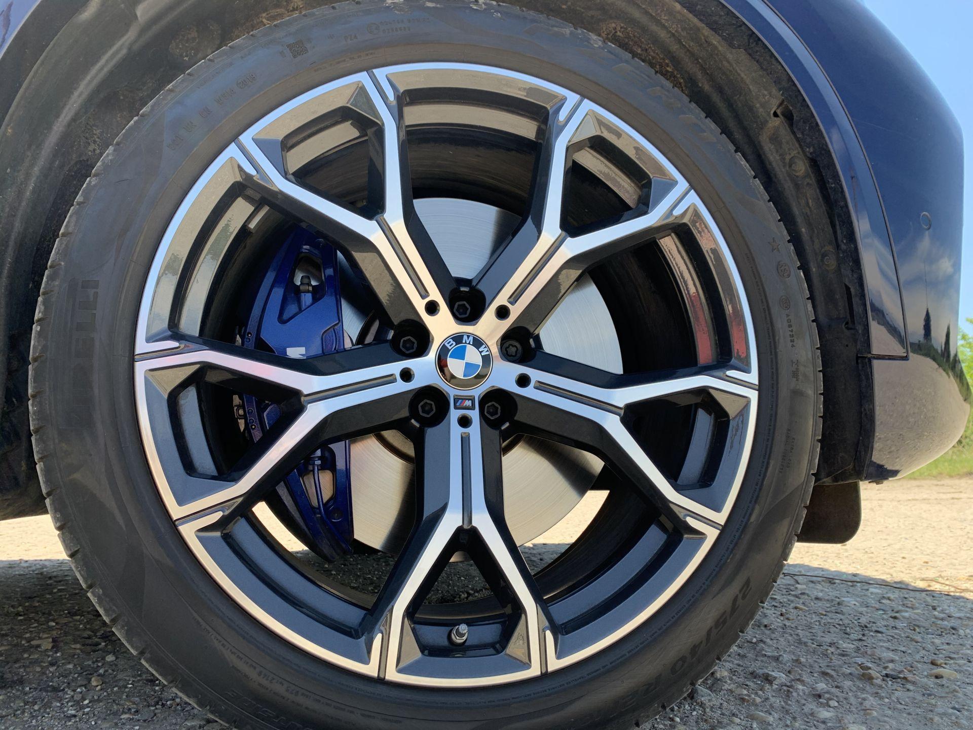 BMW X5 xDrive45e jante