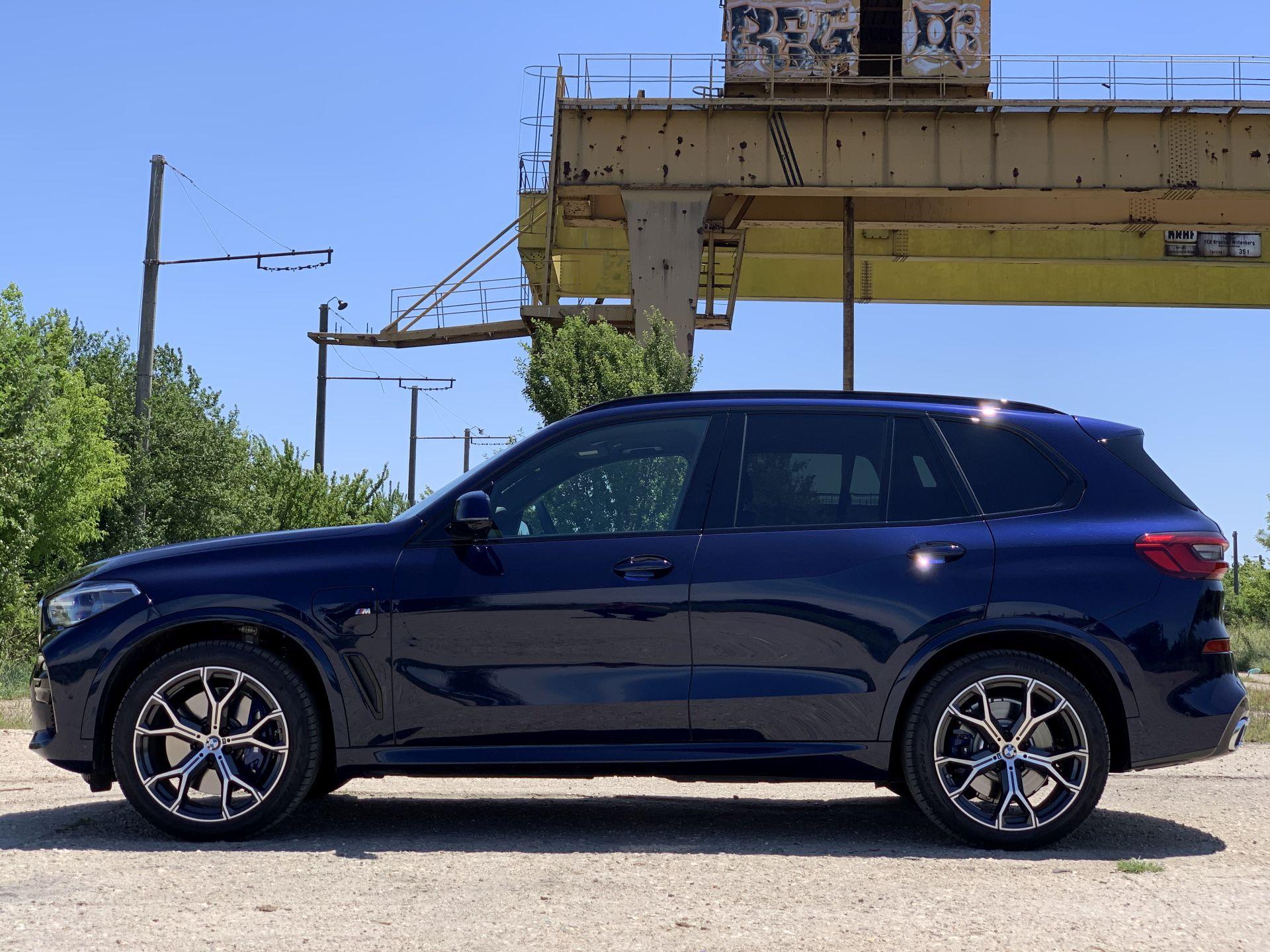 BMW X5 xDrive45e profil