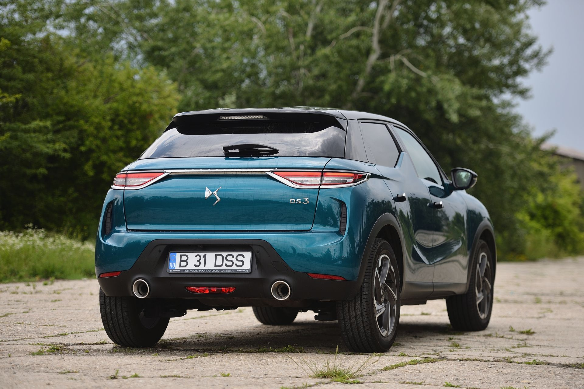 DS3 Crossback 1.2 Turbo
