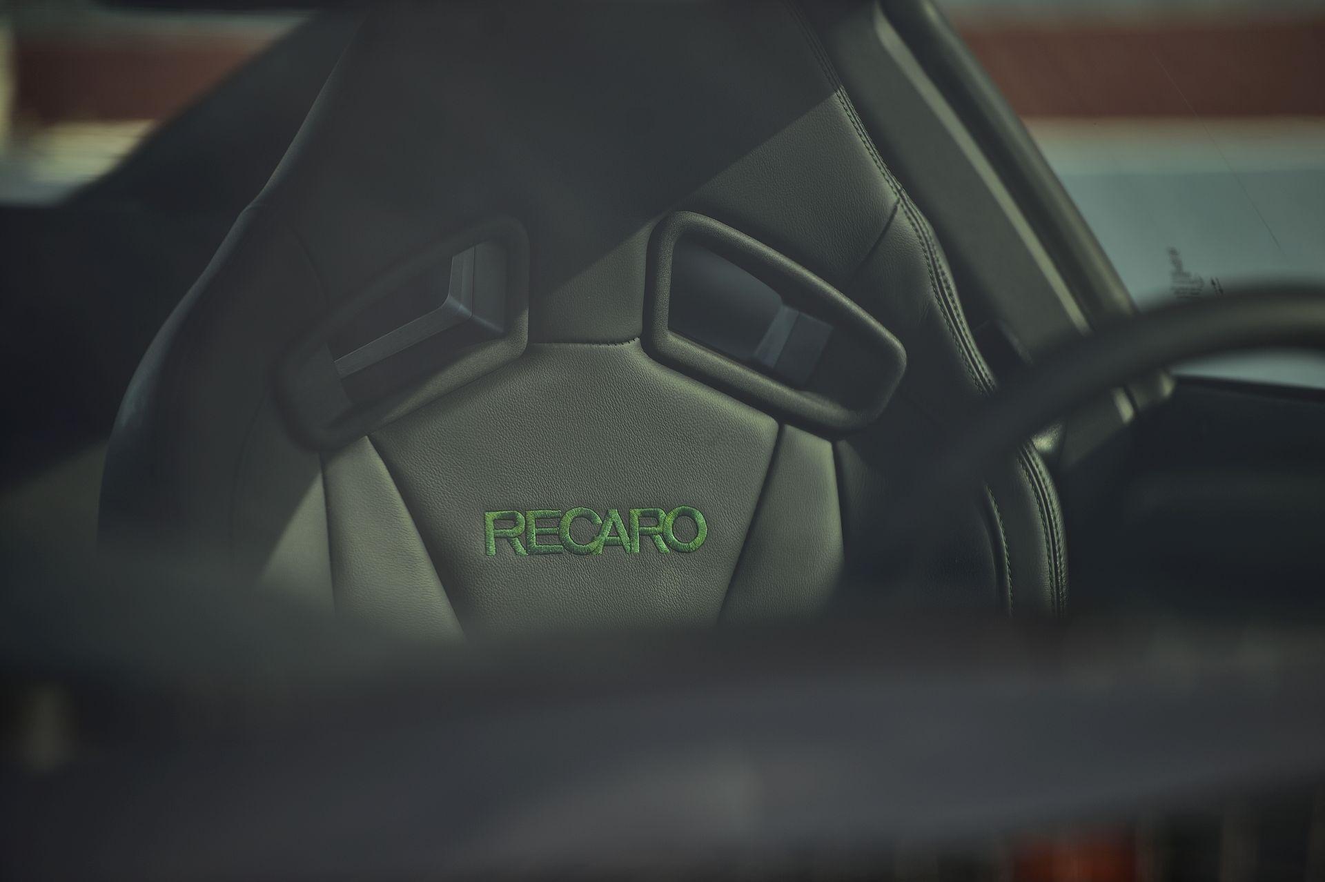 Ford Mustang Bullitt Recaro