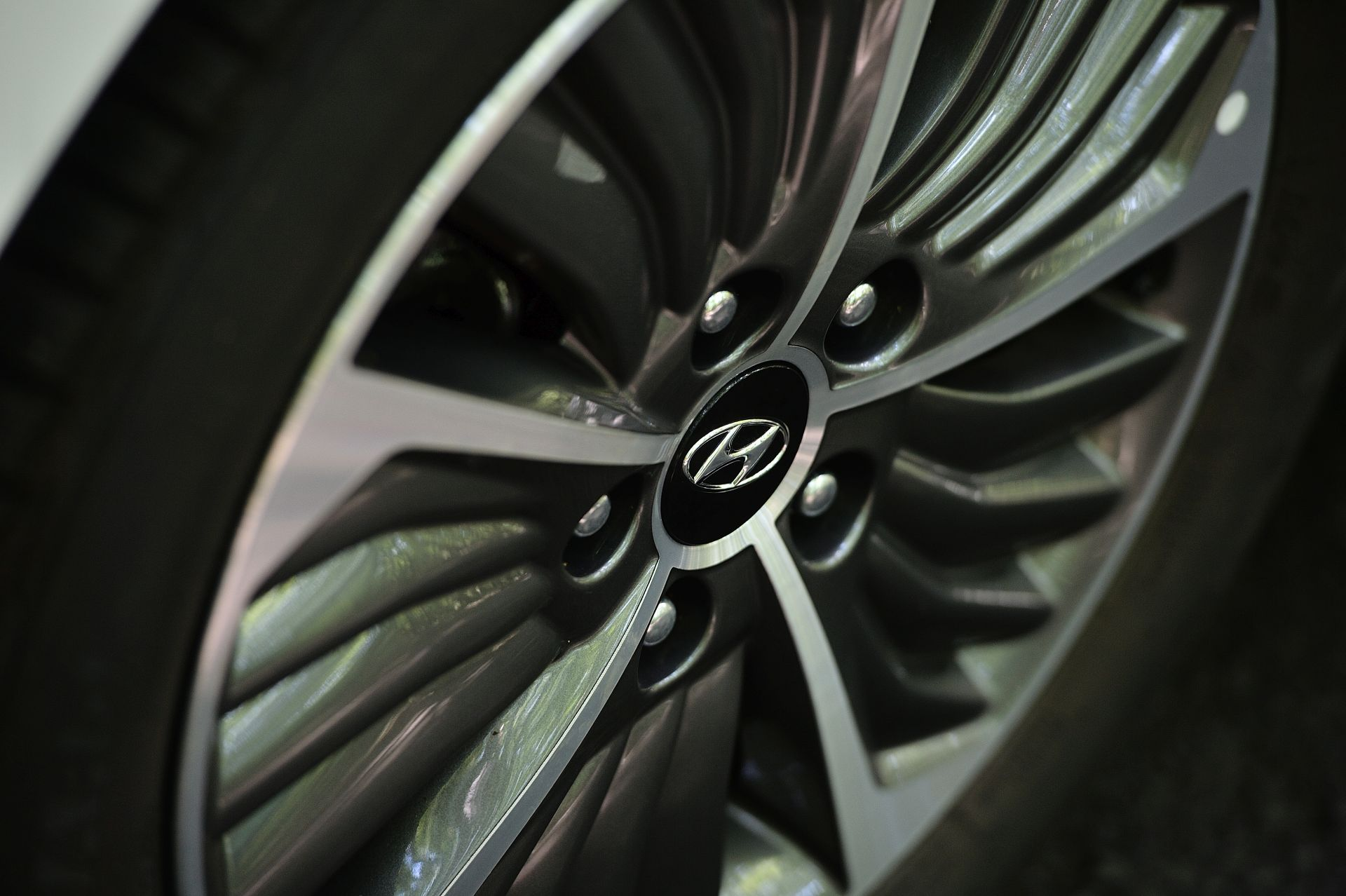 Hyundai Ioniq Plug-in Hybrid jante
