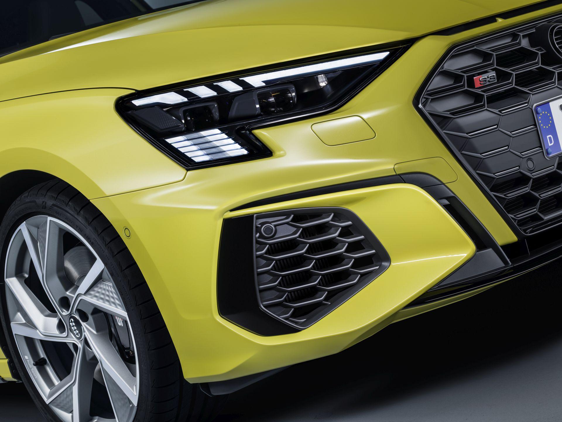 faruri Audi S3 Sportback