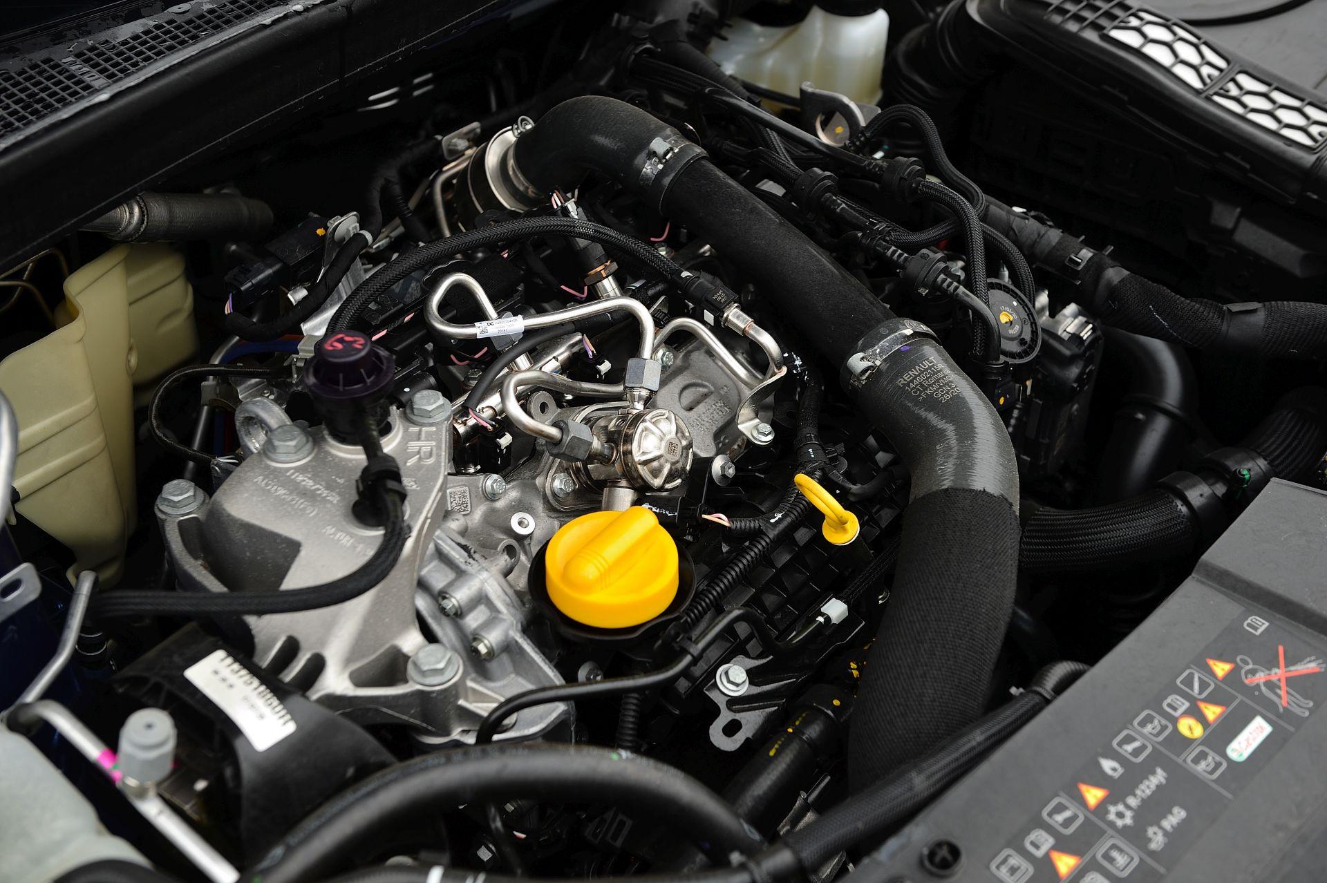 motor Renault Megane 1.3 TCe