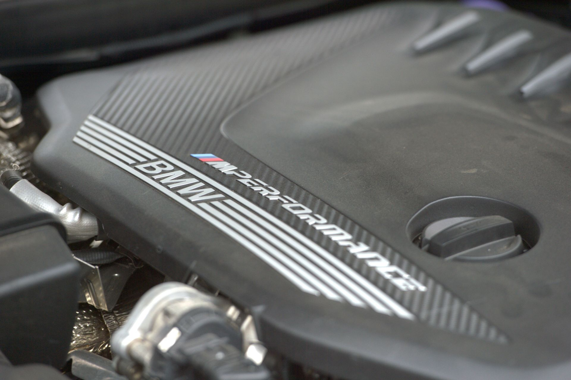 motor BMW M340d xDrive