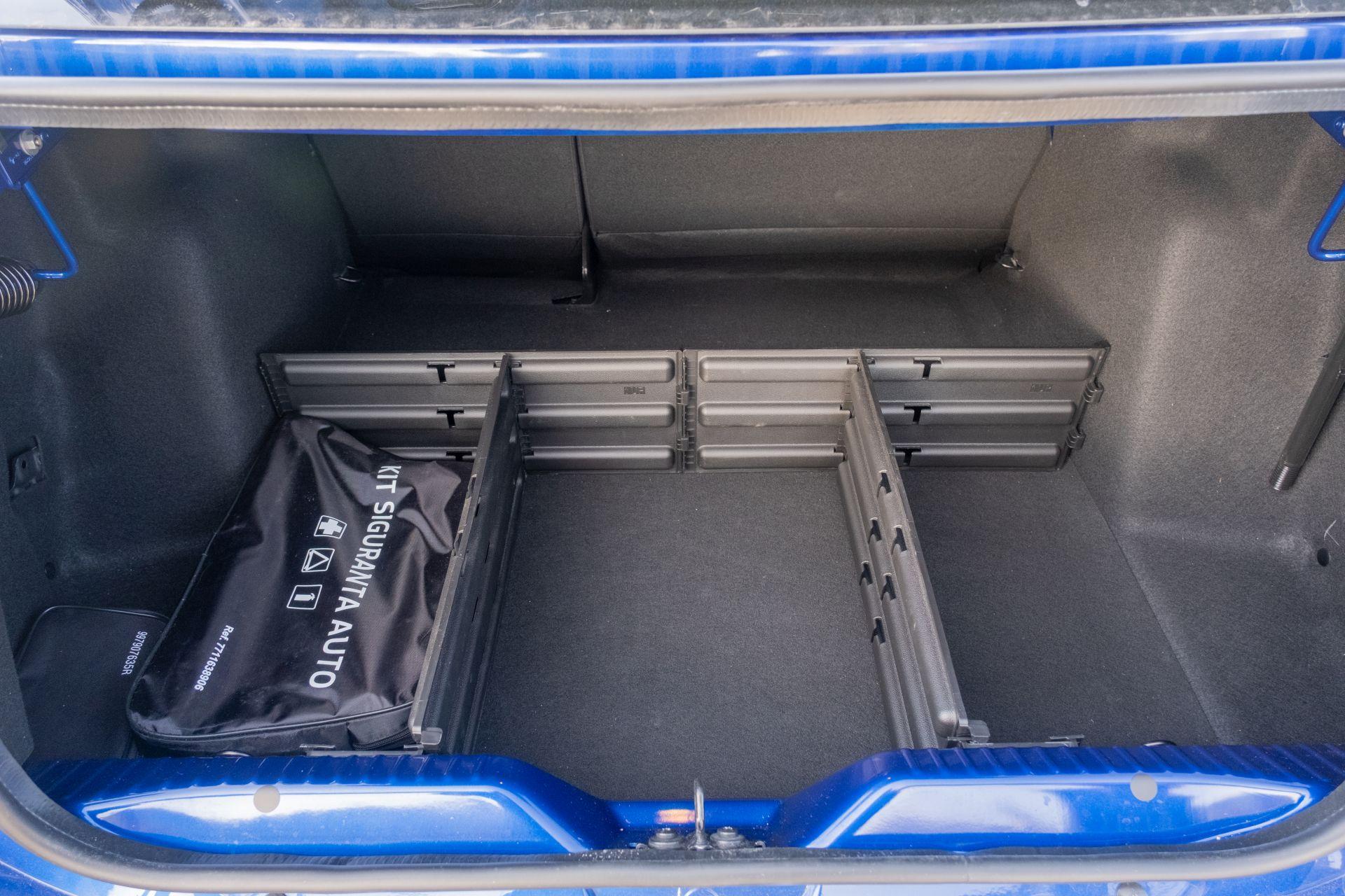 portbagaj Dacia Logan