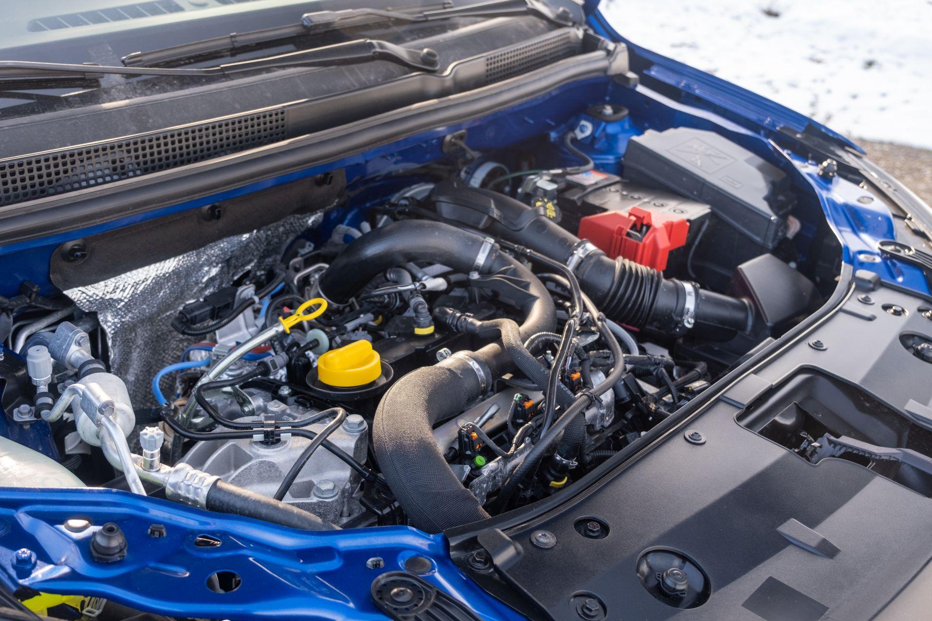 motor Dacia Logan