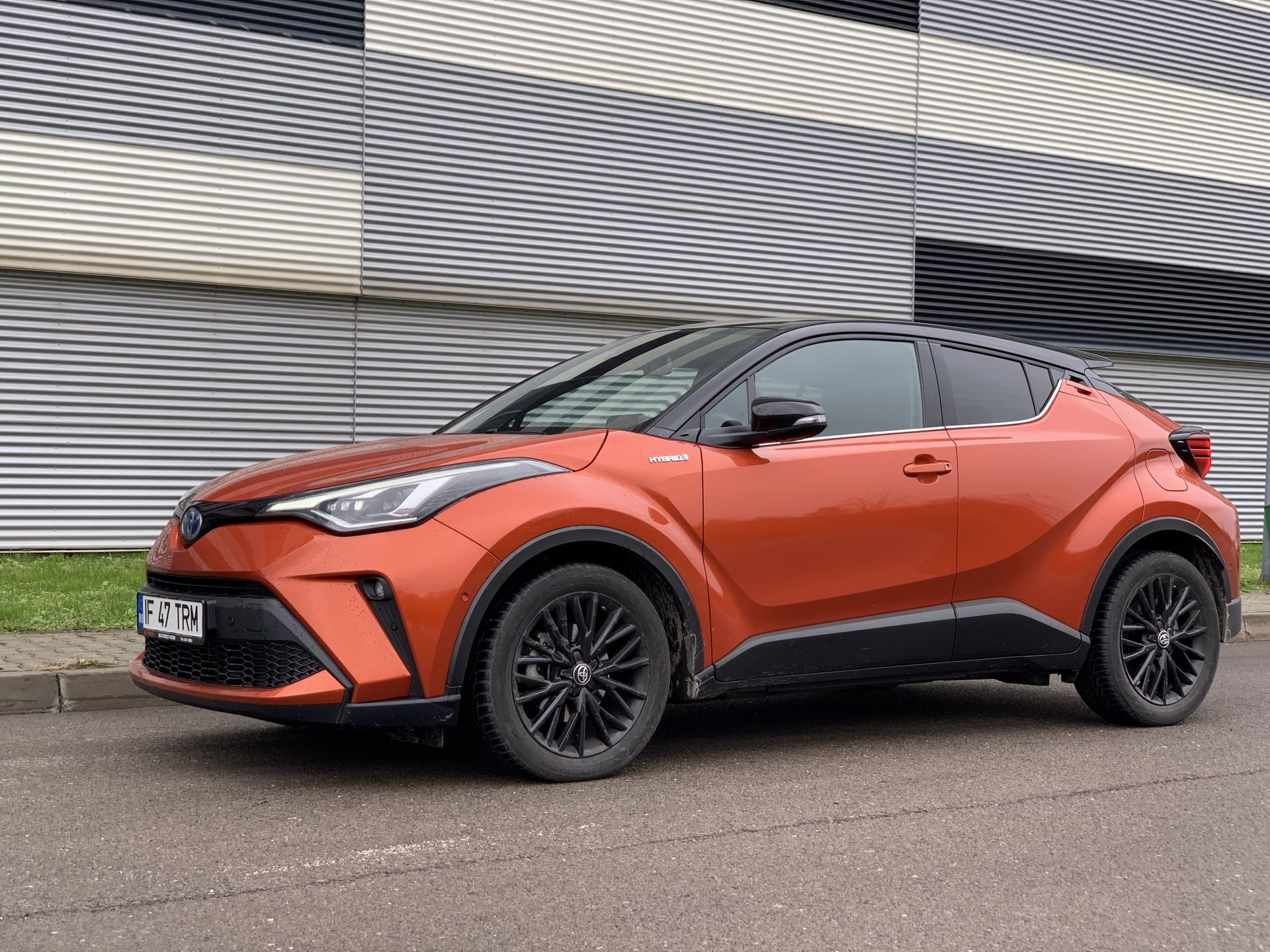 Toyota C-HR 2.0 Hybrid Dynamic Force