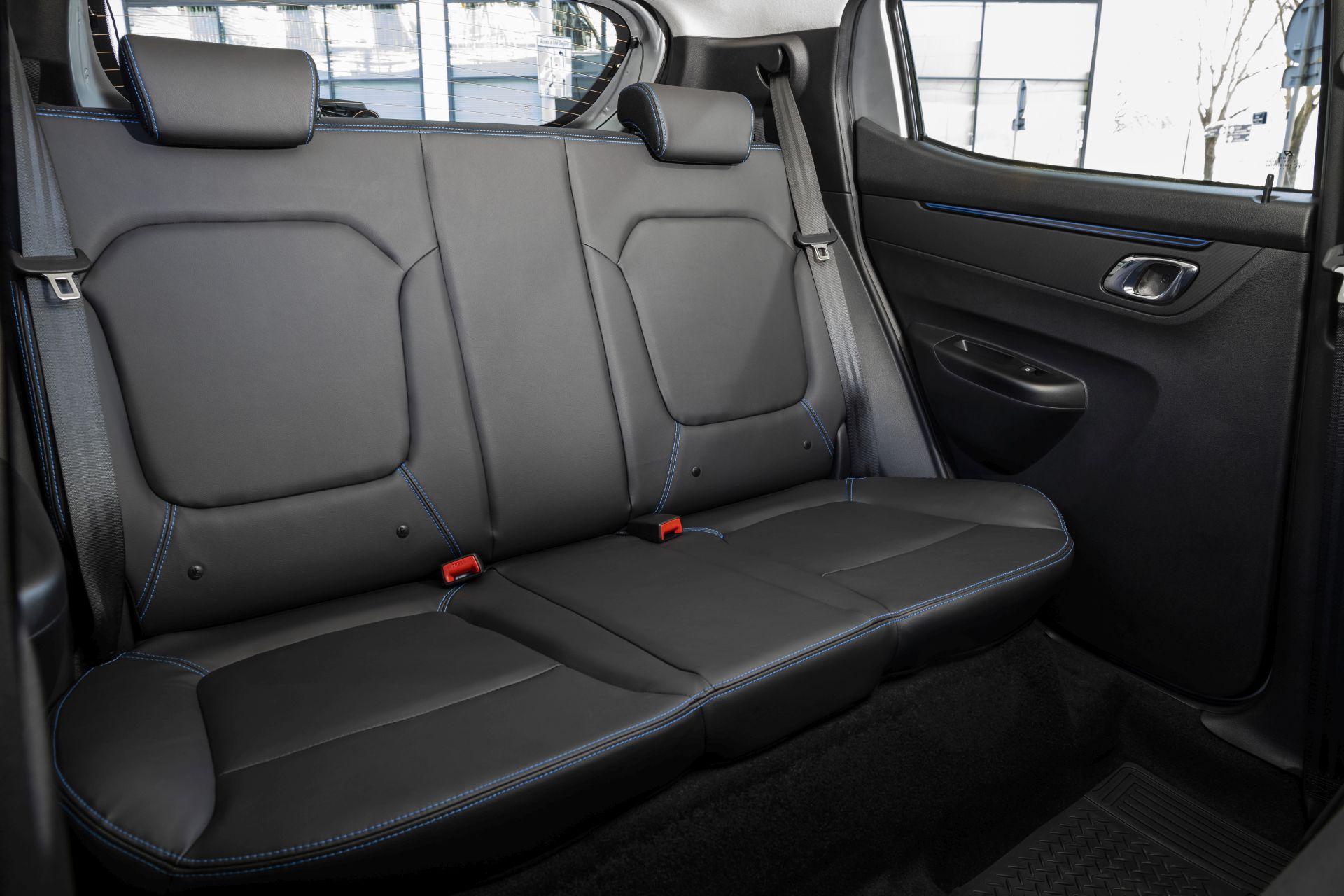interior Dacia Spring