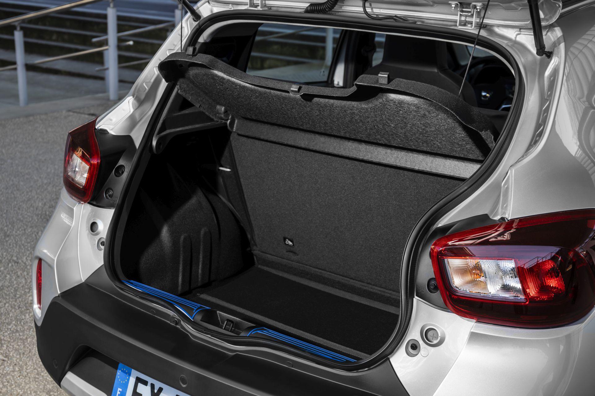 portbagaj Dacia Spring