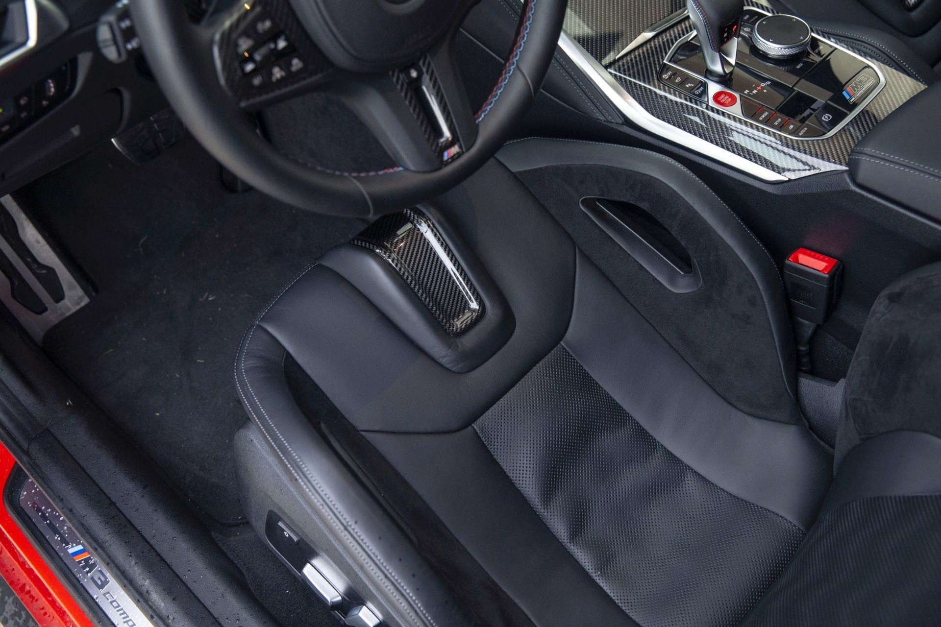 scaune BMW M4 Competition